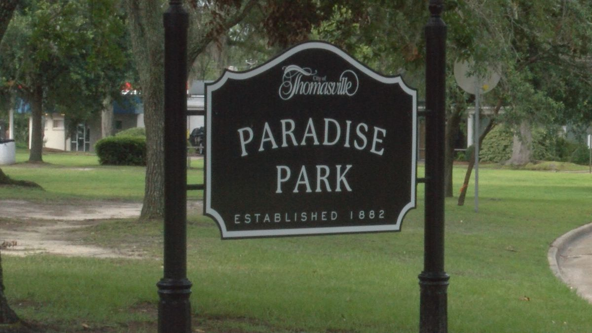 Library launches 'story walk' in Paradise Park