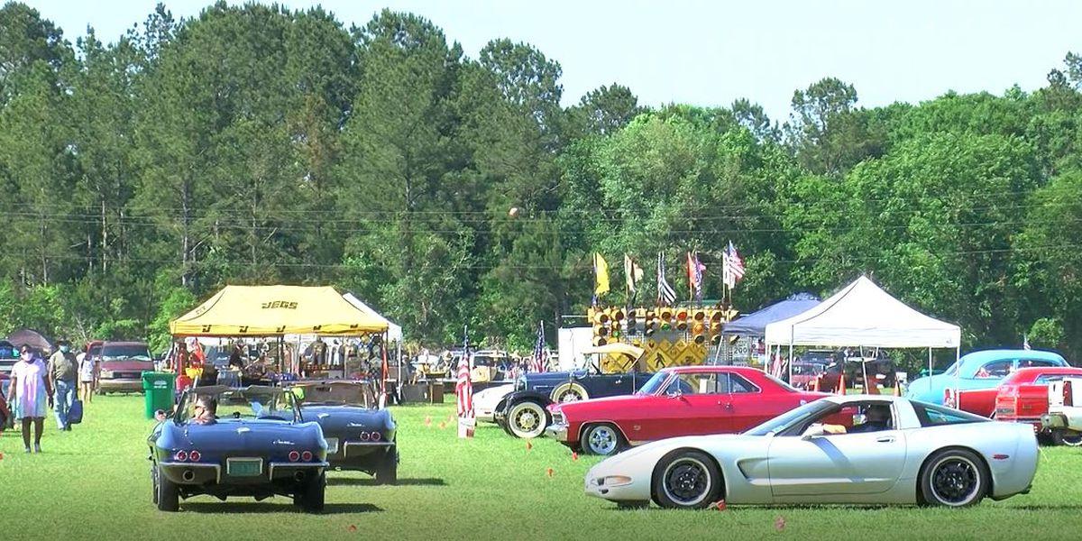 Exchange Club of Albany hosts first Southwest Georgia Car Show