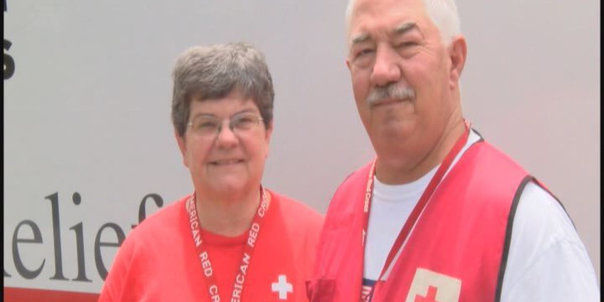 Moultrie Couple heads to Texas to help people