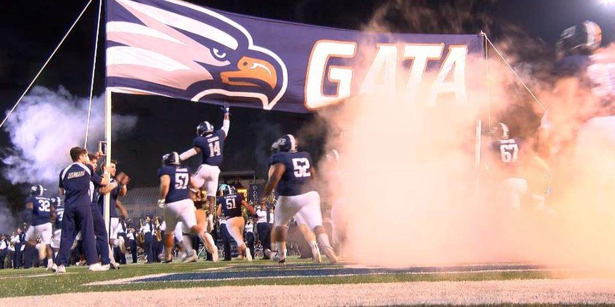 Georgia Southern football game versus Boise State canceled