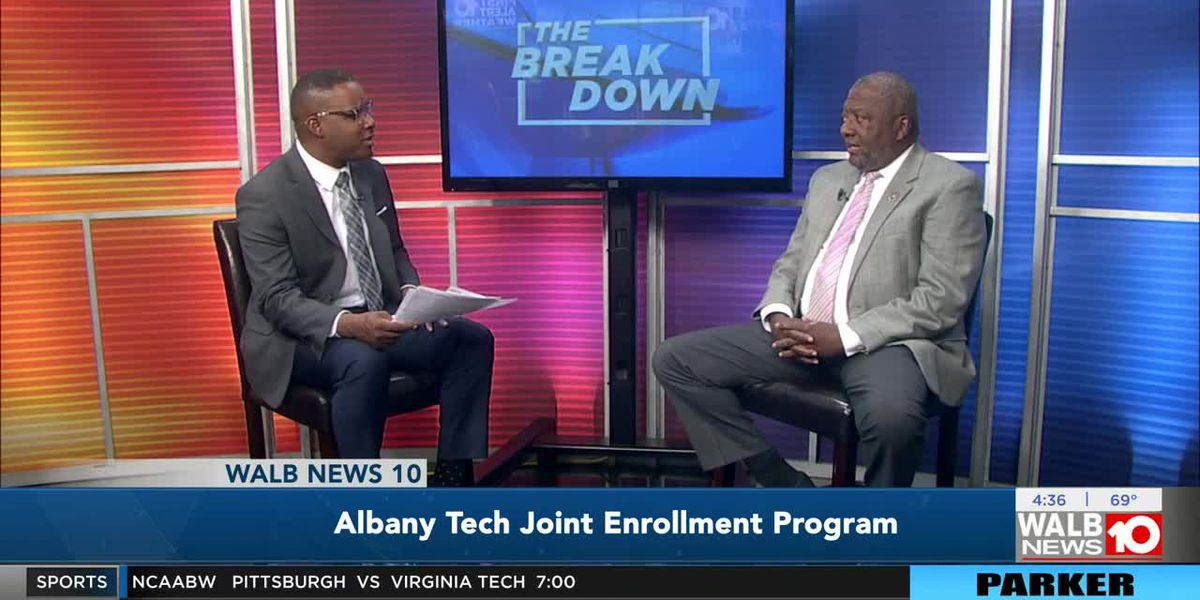 The Breakdown interview: Albany Tech offering programs to help you begin college career