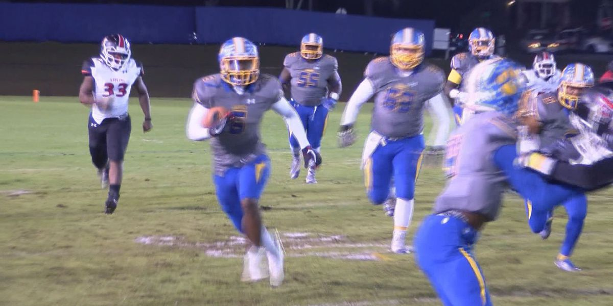 WALB PLAY OF THE WEEK (11/13/17): Another win from the Cougar Den