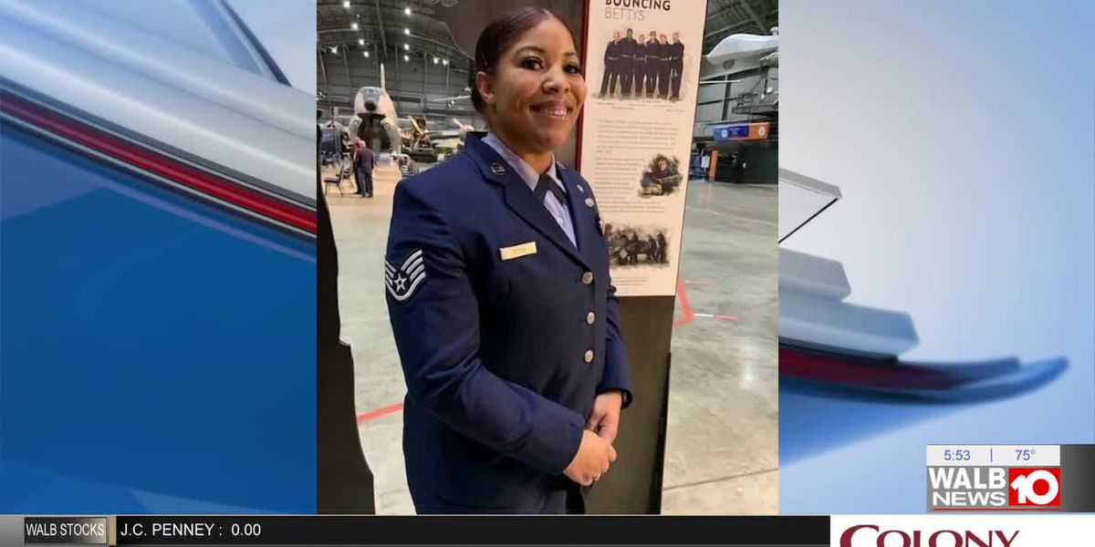 Good News: Albany native placed in women's exhibit in National Air Force Museum