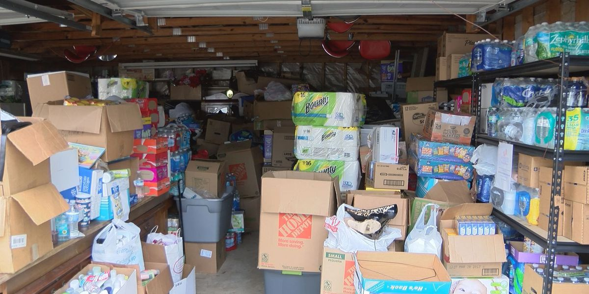 Group continues to help South GA storm victims