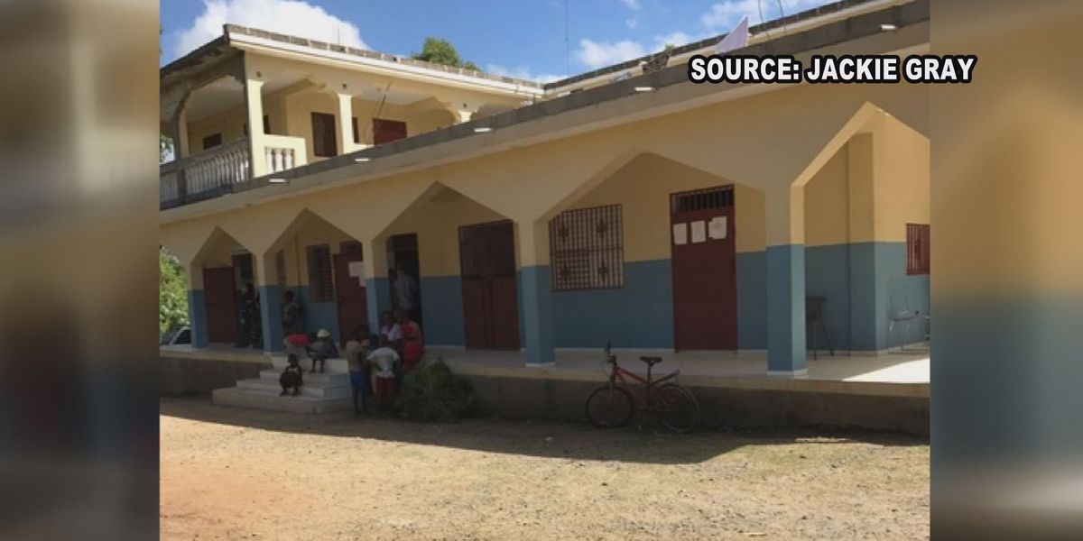 Mt. Zion Church opens medical clinic in Haiti