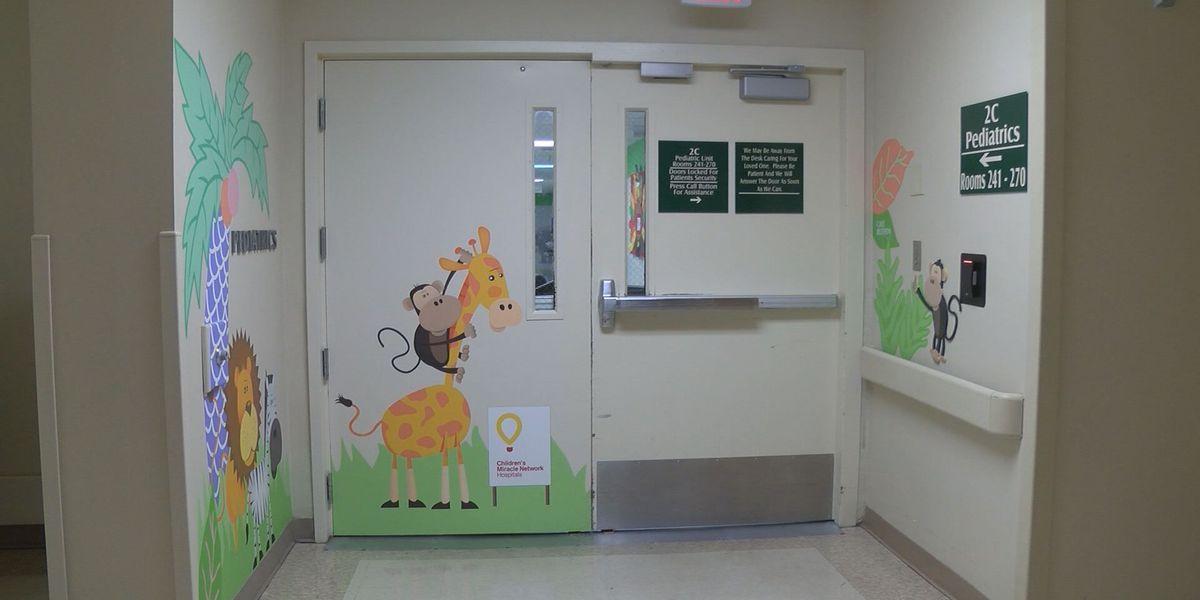 Phoebe raises $110,815 for pediatric services