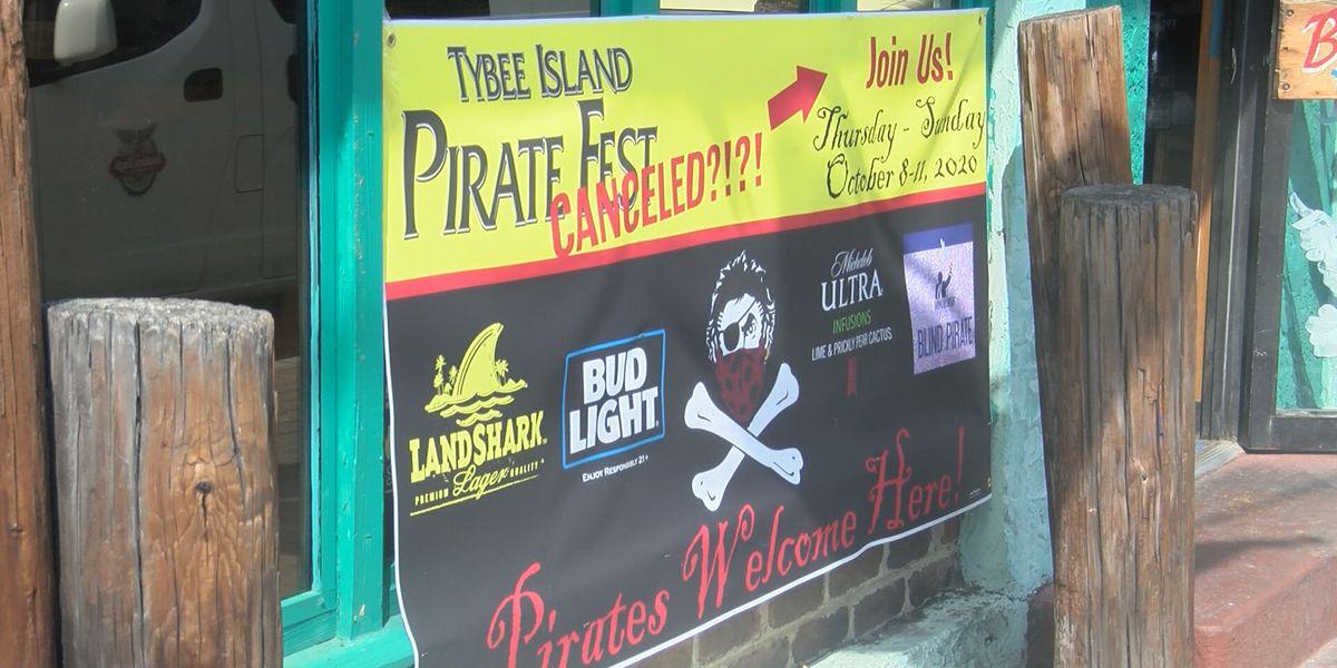 Pirates find their way to Tybee Island despite festival cancellation