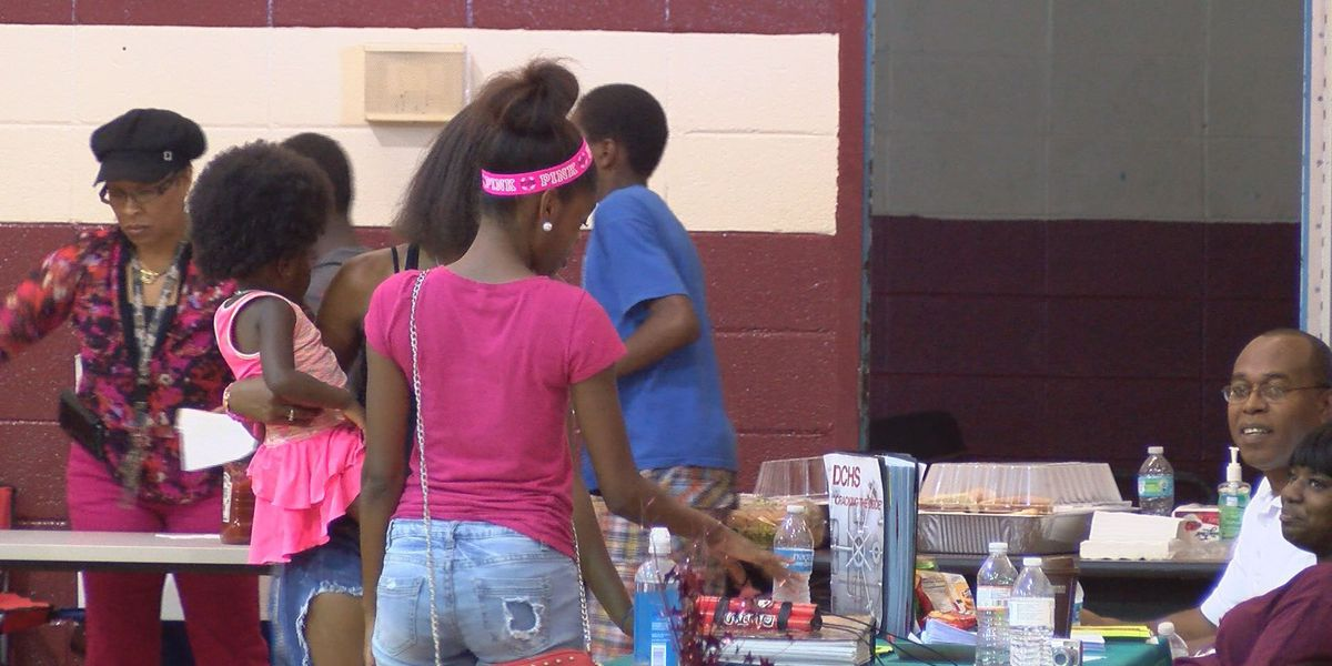 Students celebrate start of year with 'Back to School Bash'
