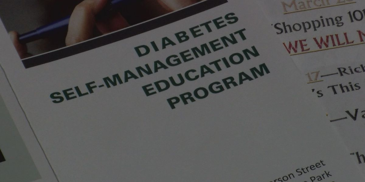 Diabetes support group heads to the grocery store for lesson