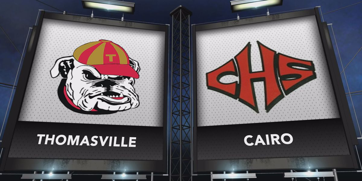 Game of the Week: Thomasville @ Cairo