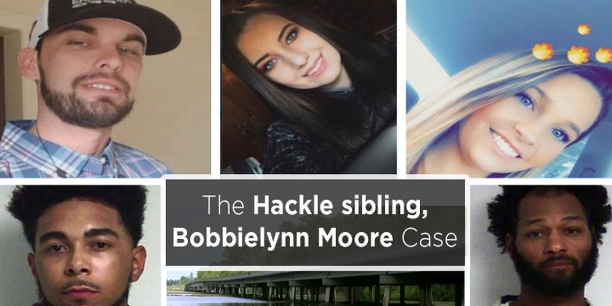 The Hackle Sibling, Bobbielynn Moore Case: A timeline of events in the case