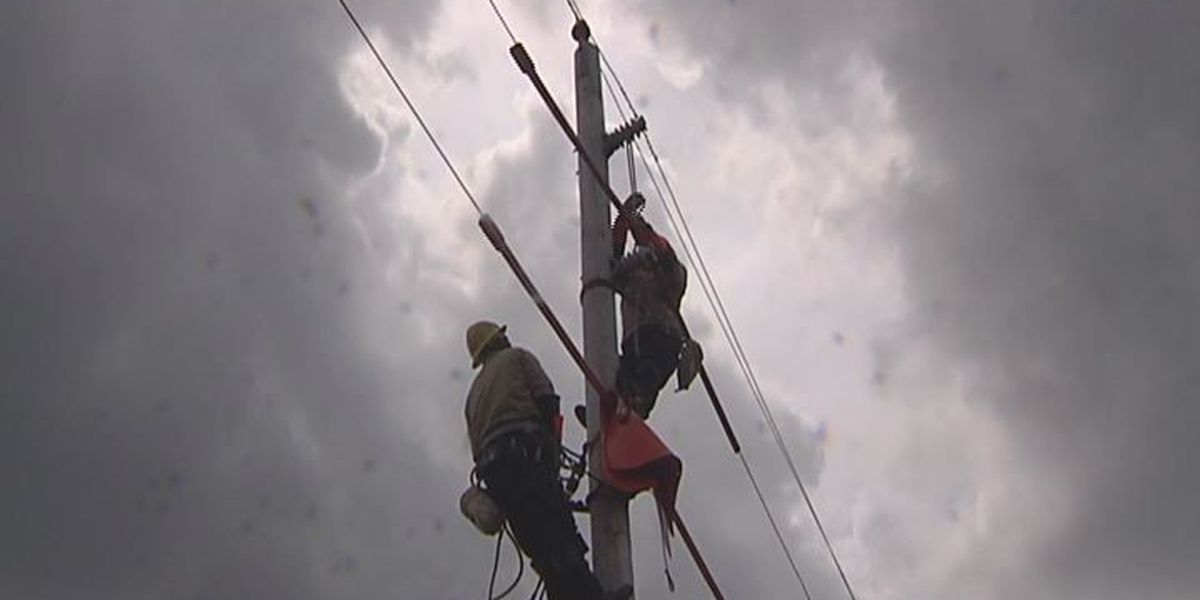 Without linemen, the power doesn't stay on