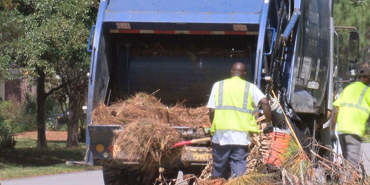 Tifton deadline for debris pickup is Friday