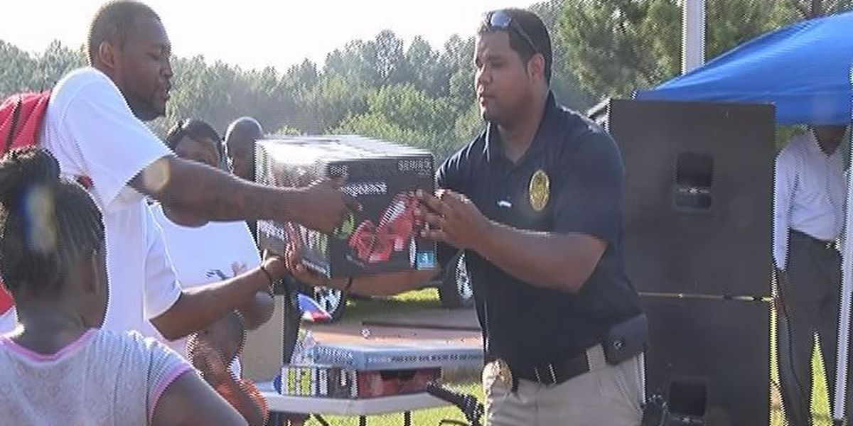 Community, cops come together for National Night Out