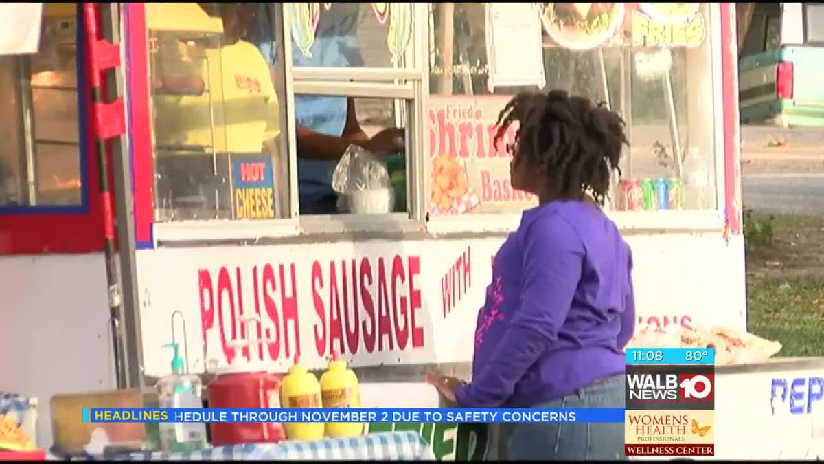 Sylvester City Council approves funding for Peanut Festival