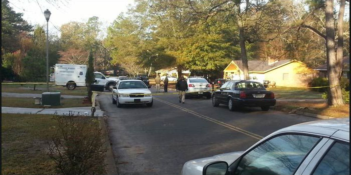 Young girl shot in Americus home