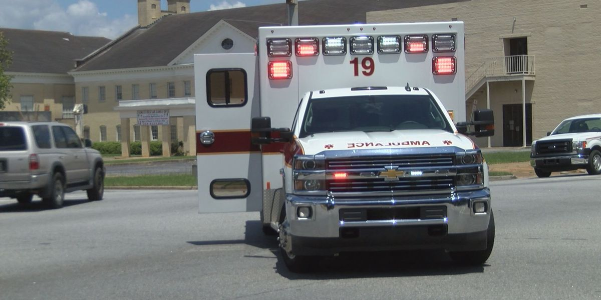 Two new ambulances purchased for Albany