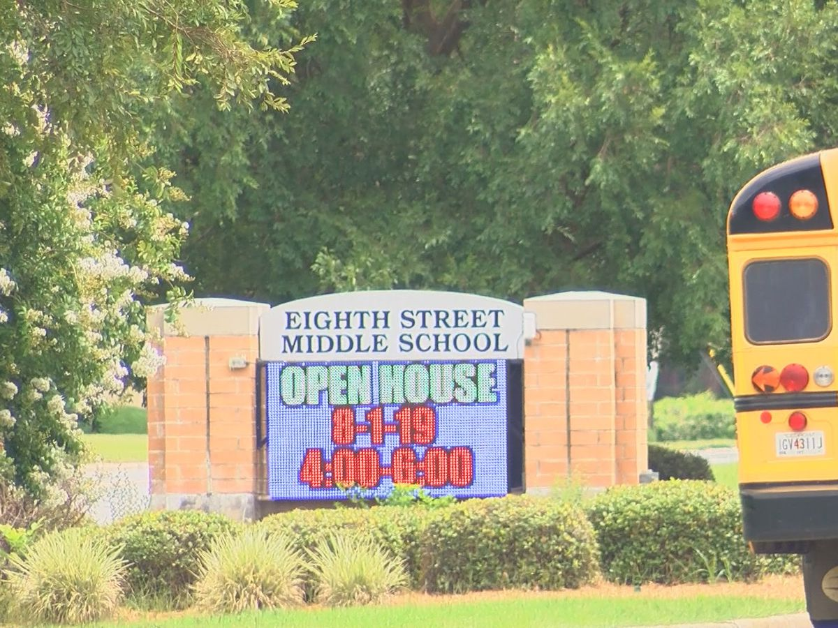 Eighth Street Middle School gets approved for $2M renovation