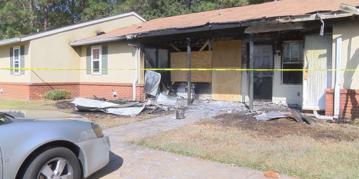 Fire displaces 10 people in Bainbridge community
