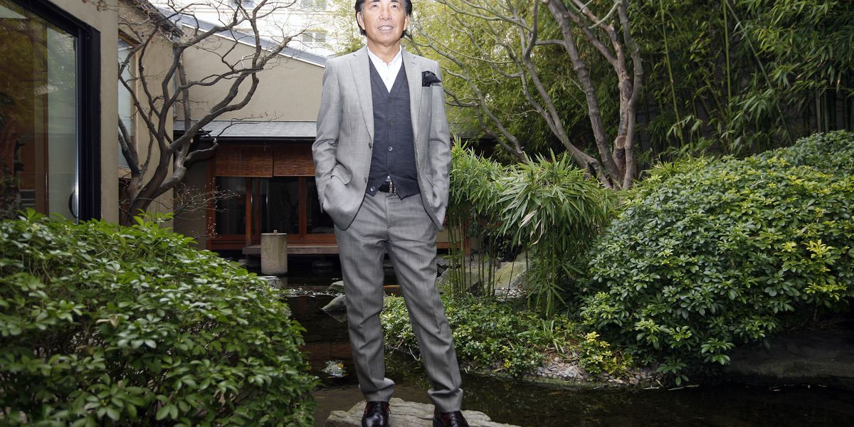 Fashion designer Kenzo Takada dies from COVID-19 at age 81