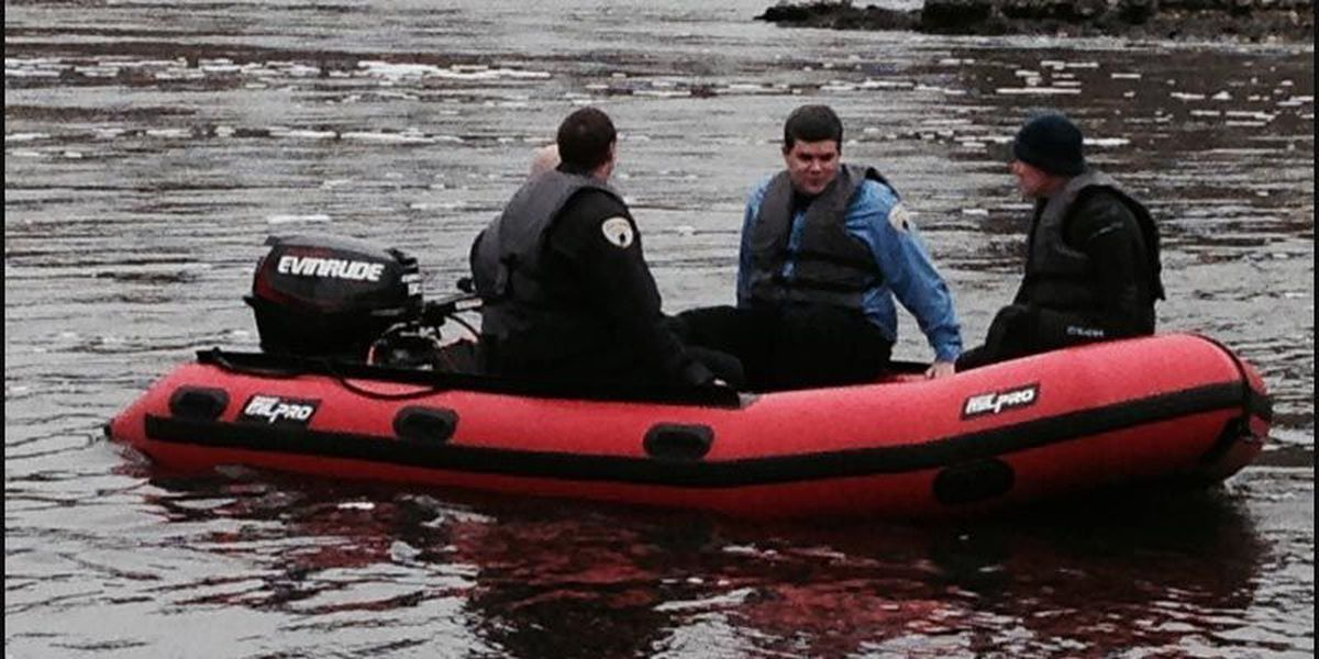 AFD shows off new rescue boat