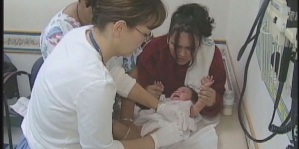 Infant immunization week warns parents against deadly diseases