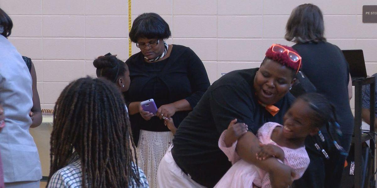 Sherwood Elementary School celebrates Grandparents Day