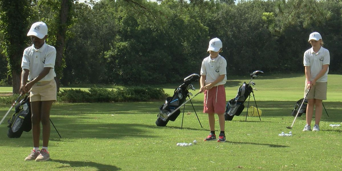 A passion to putt: Young golfers take home lessons learned at Albany camp