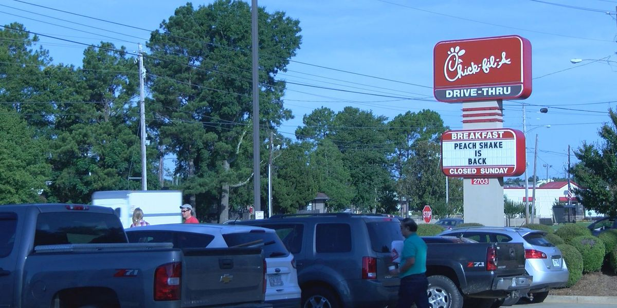 Blood drive scheduled at Chick-fil-A