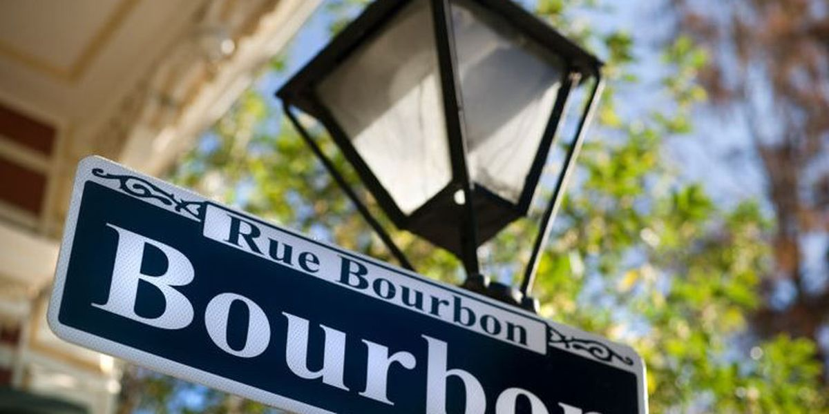Headed to the Big Easy? Bourbon St. a pedestrian mall for New Year's