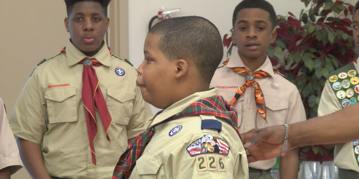 Americus teen receives Eagle Scout honor