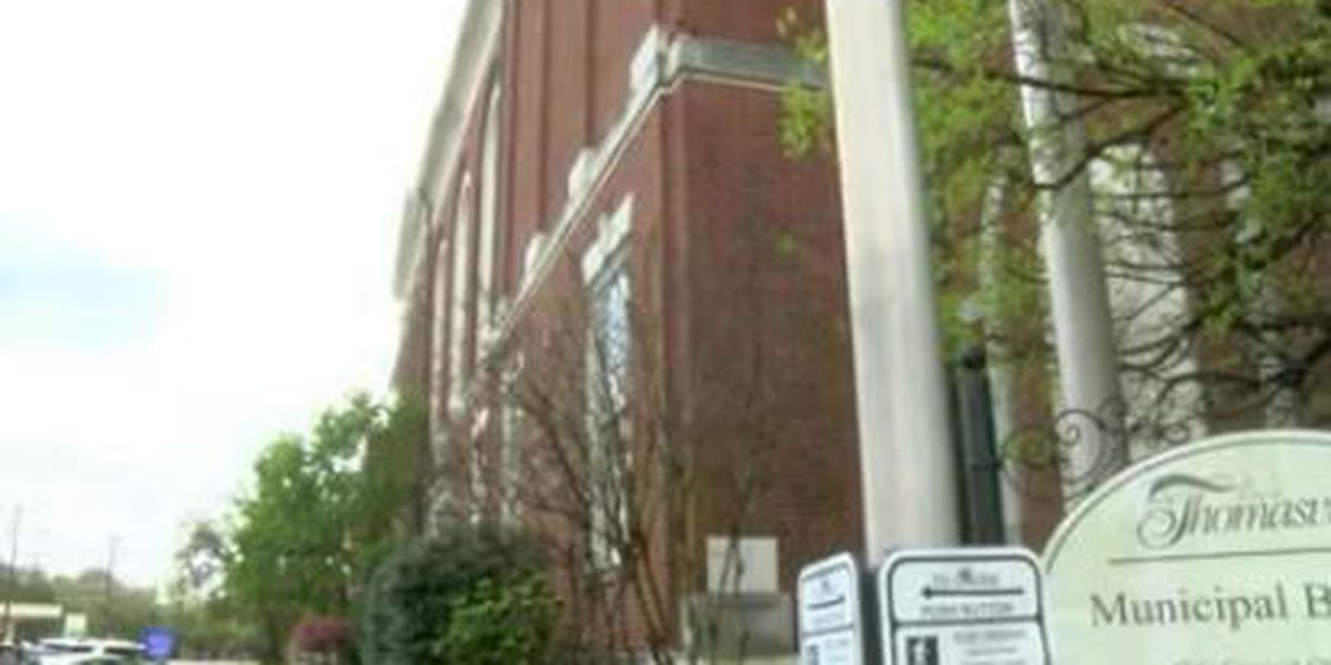 Thomasville Council approves investigation into city hall moisture issues