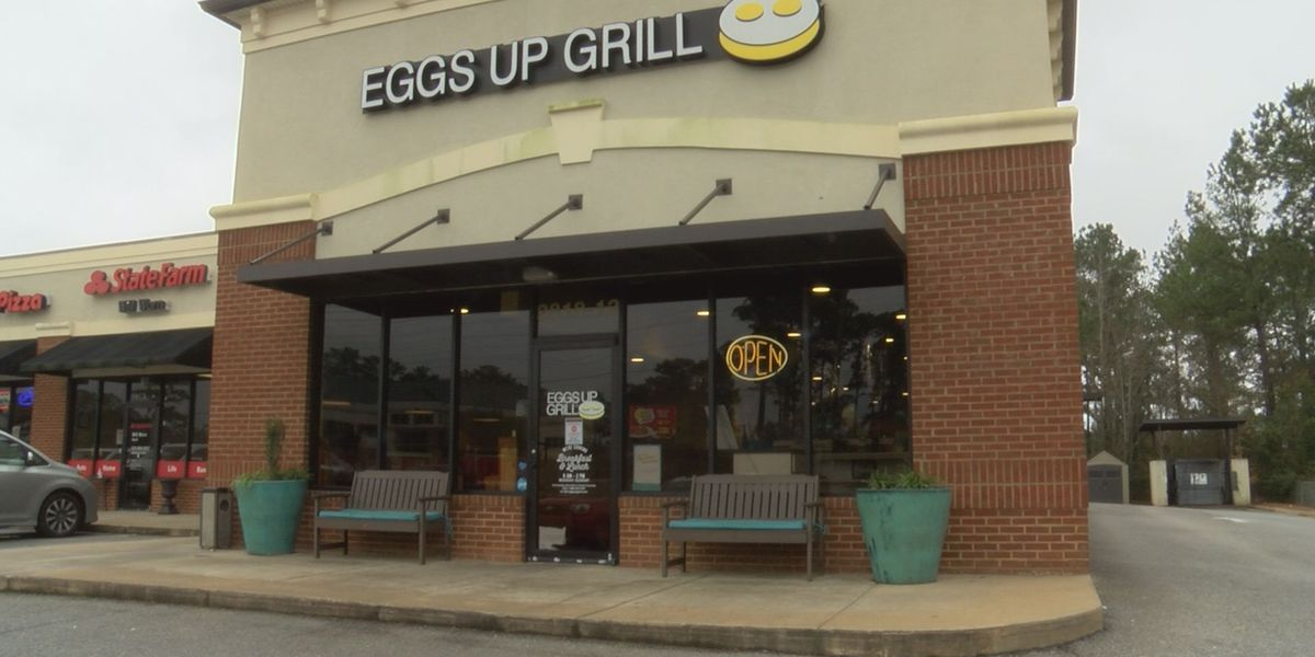 Eggs Up Grill cracks its 500,000th egg