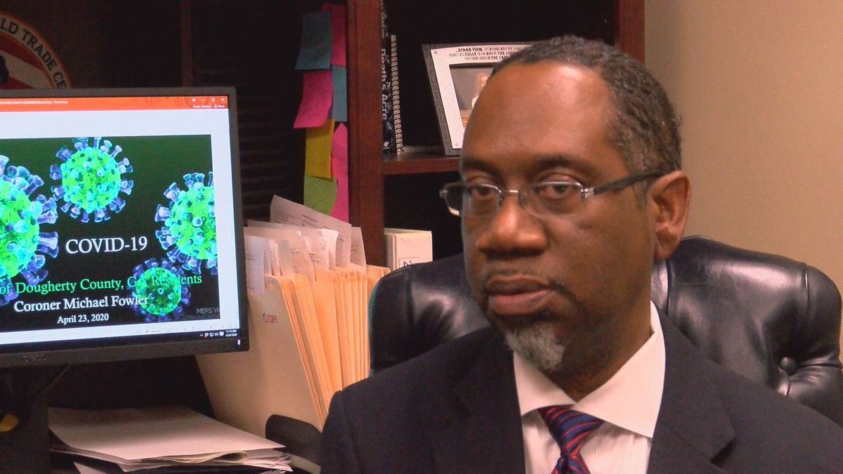 Coroner asks community to be safe during pandemic