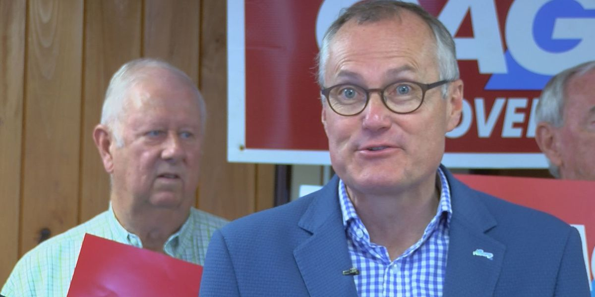 Lt. Governor Casey Cagle made a pit stop in Albany ahead of elections