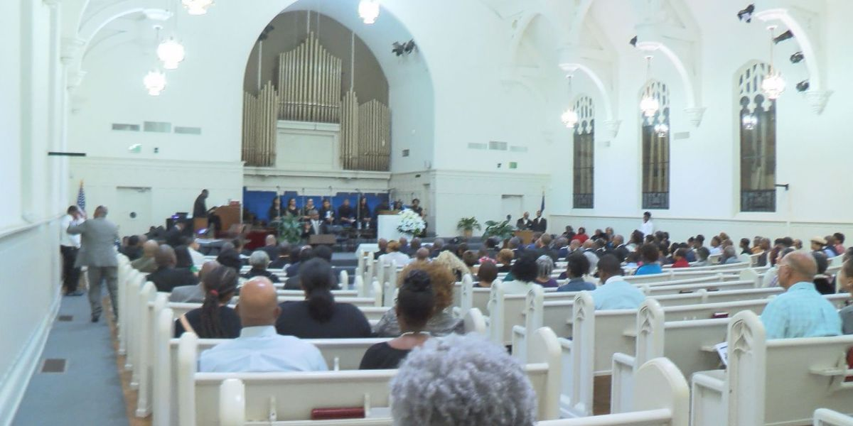 Church celebrates MLK, Jr.'s birthday and legacy