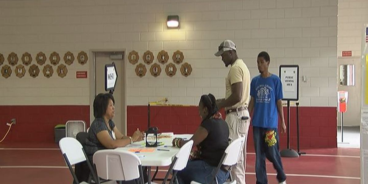 Ben Hill County residents show up to the polls