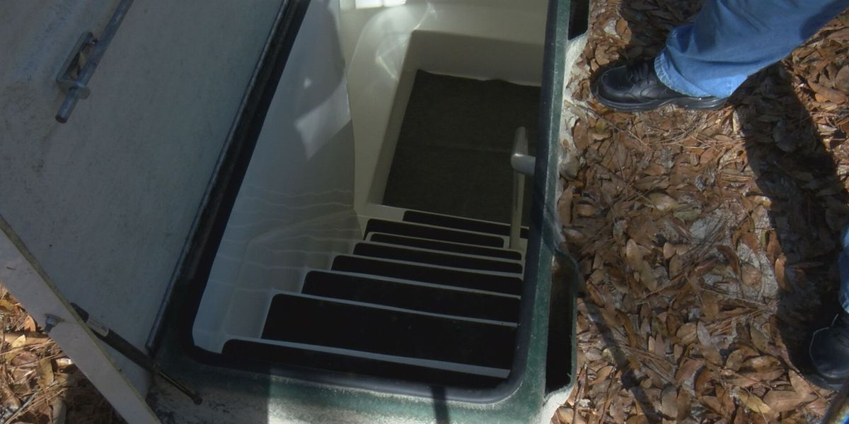 Safe and Sound: Tornado shelters for natural disasters