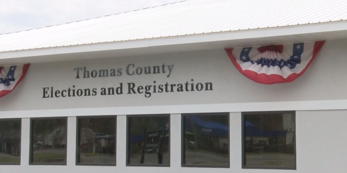 Election plans change in Thomasville due to COVID-19