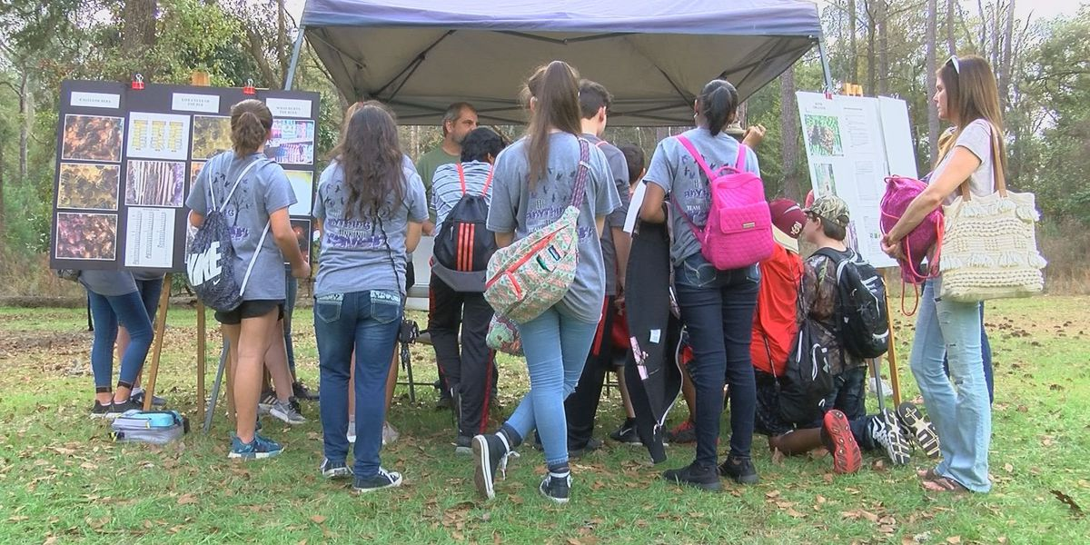 Lee County students participate in Biodiversity Day at Chehaw Park