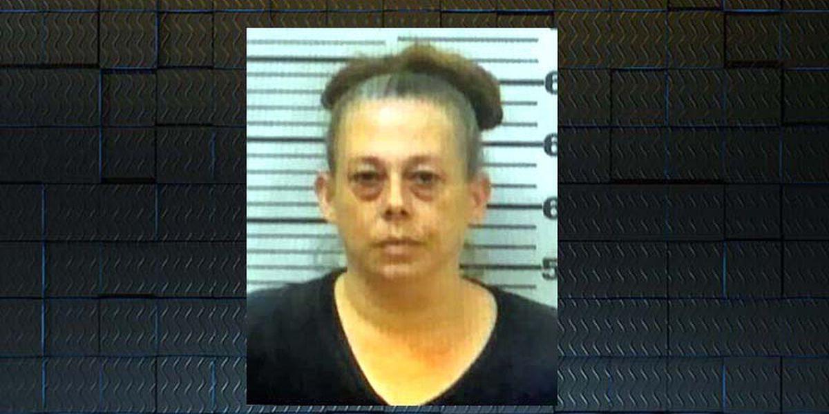 Douglas woman arrested for arson