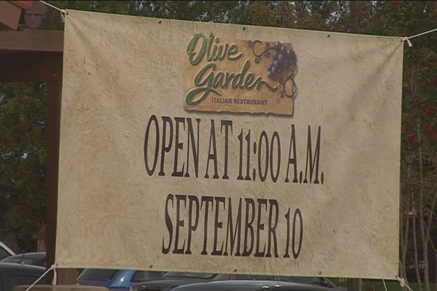 Olive Garden in Albany set to open Monday