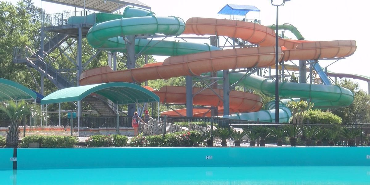 Splash Island Water Park opens at Wild Adventures for 2018 season