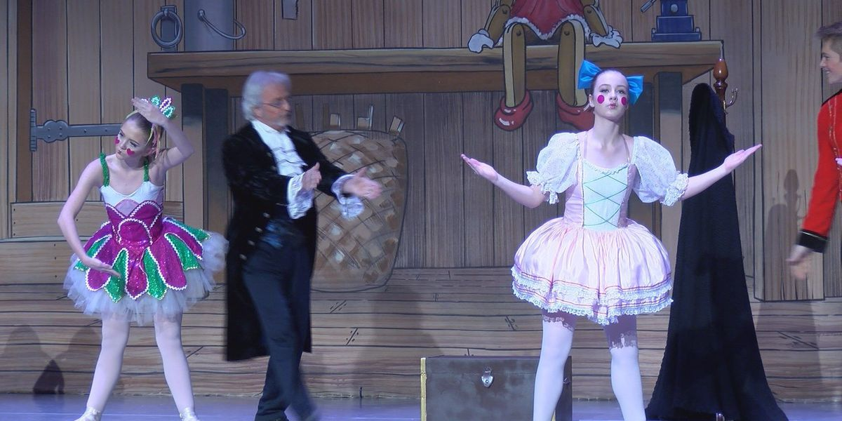 Nutcracker debuts at Albany Municipal Auditorium