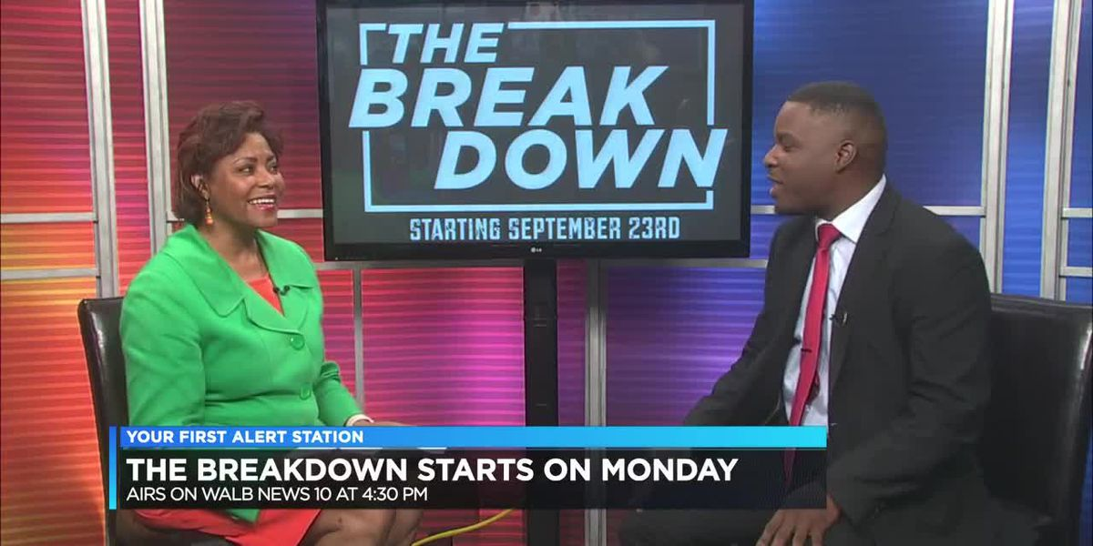Interview: Preview WALB News 10's new show; The Breakdown