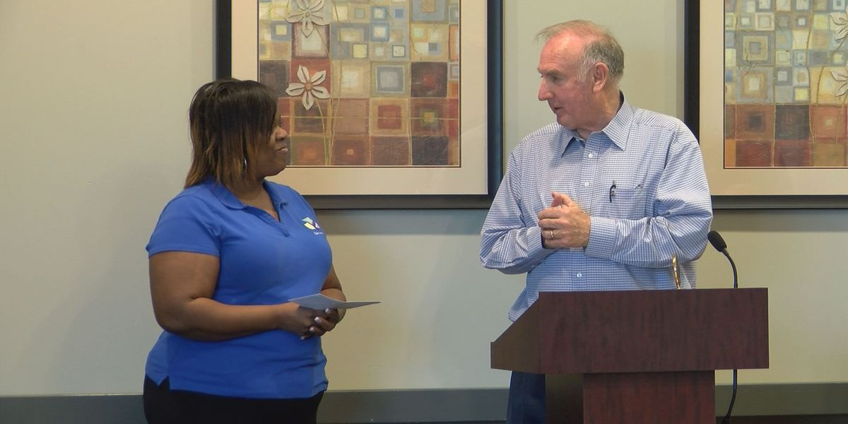 Kiwanis Club makes donation to Open Arms