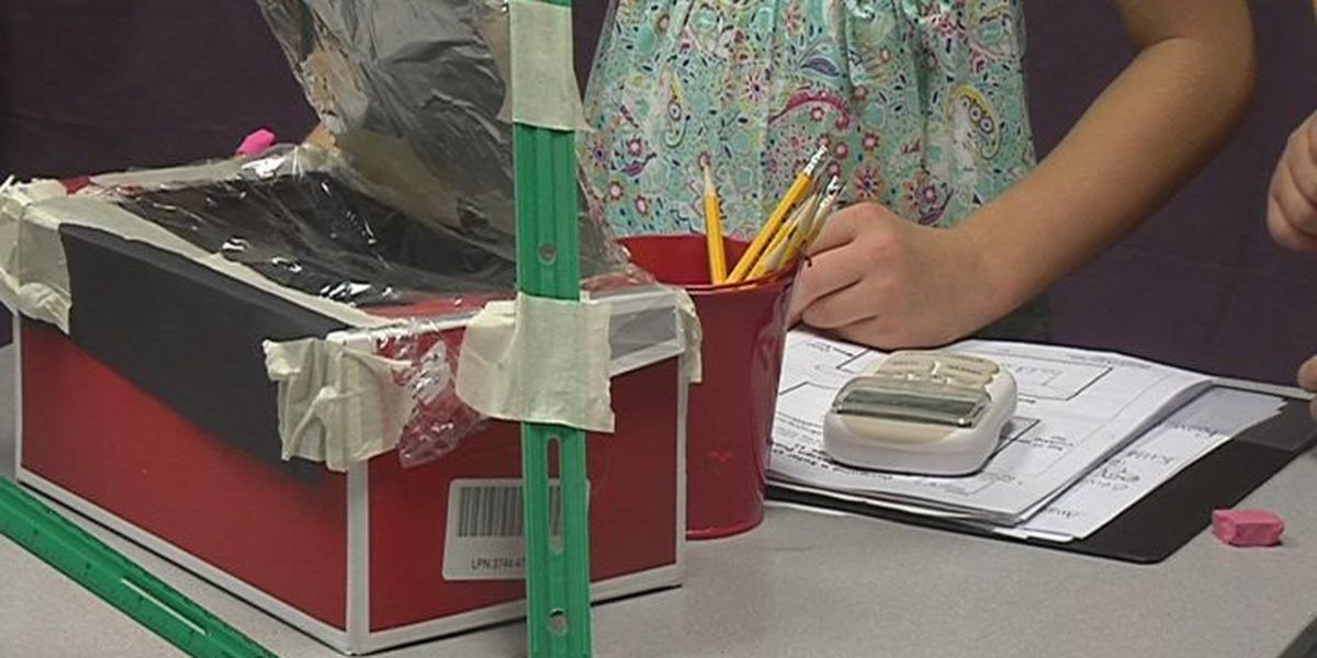 Jerger Elementary Aims For Stem Certification