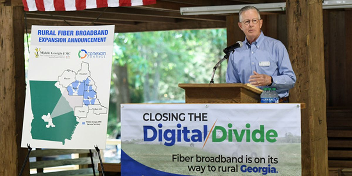 Middle GA to get more high speed internet