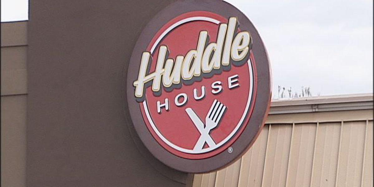 Fitzgerald Huddle House back open