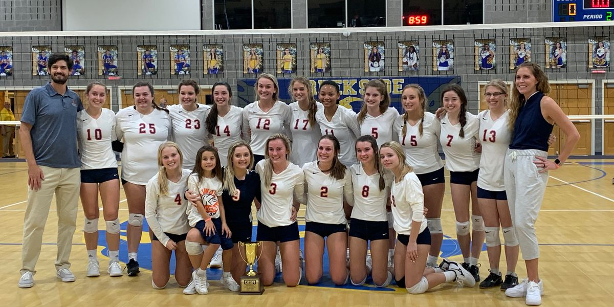 Valwood Volleyball Captures First State Championship